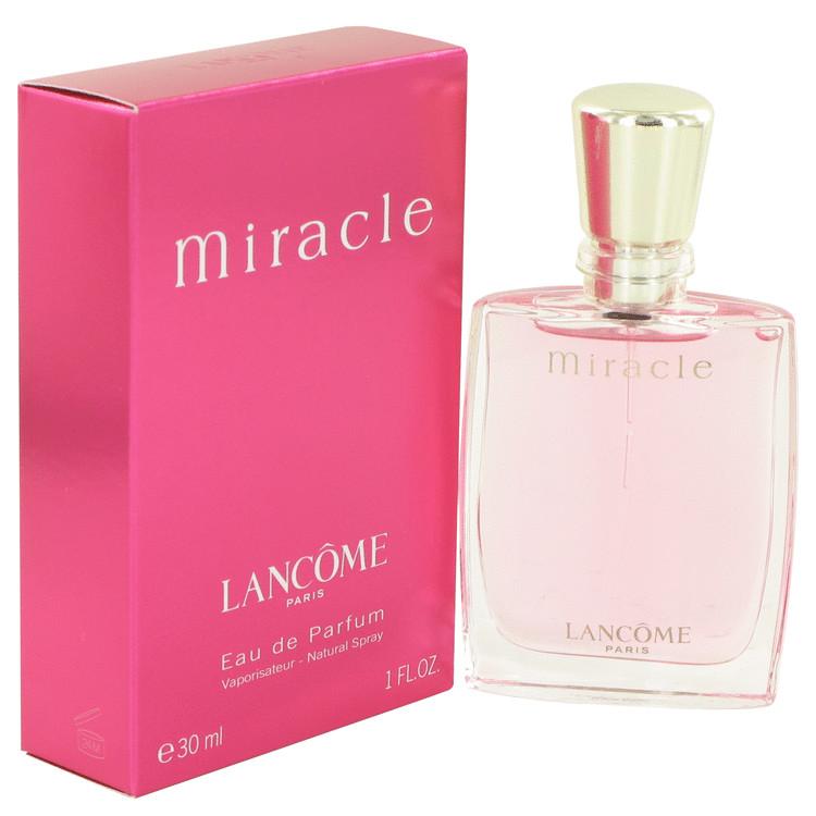 MIRACLE by Lancome Eau De Parfum Spray 1 oz Women