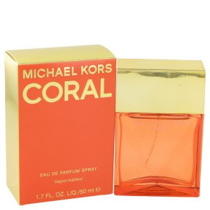 Michael Kors Coral by Michael Kors Eau De Parfum Spray 1.7 oz Women