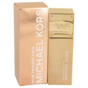 Michael Kors Rose Radiant Gold by Michael Kors Eau De Parfum Spray 1.7 oz Women
