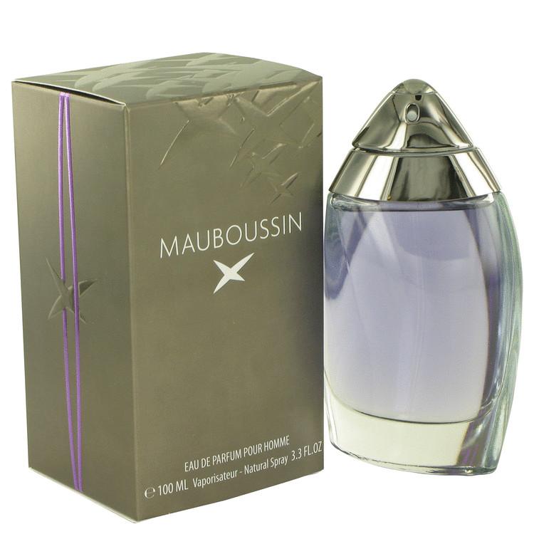 MAUBOUSSIN by Mauboussin Eau De Parfum Spray 3.4 oz Men