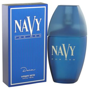 NAVY by Dana Cologne Spray 3.4 oz Men