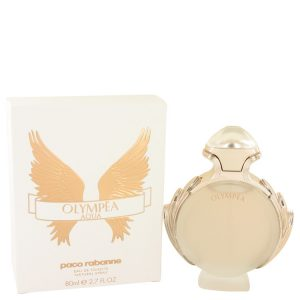 Olympea Aqua by Paco Rabanne Eau De Toilette Spray 2.7 oz Women