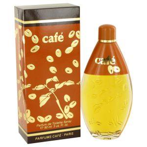Café by Cofinluxe Parfum De Toilette Spray 3 oz Women