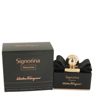 Signorina Misteriosa by Salvatore Ferragamo Eau De Parfum Spray 1.7 oz Women