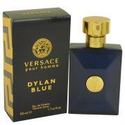 Versace Pour Homme Dylan Blue by Versace Eau De Toilette Spray 1.7 oz Men