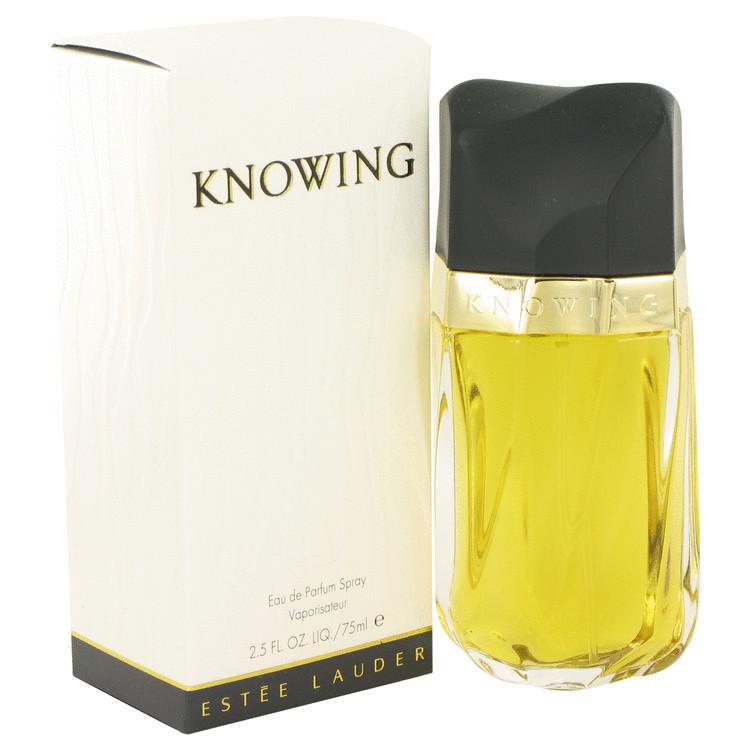 KNOWING by Estee Lauder Eau De Parfum Spray 2.5 oz Women