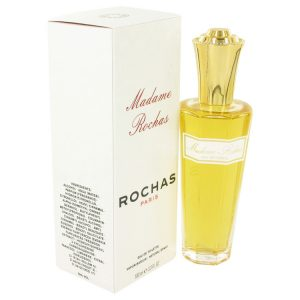 MADAME ROCHAS by Rochas Eau De Toilette Spray 3.4 oz Women