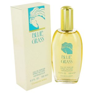 BLUE GRASS by Elizabeth Arden Eau De Parfum Spray 3.3 oz Women