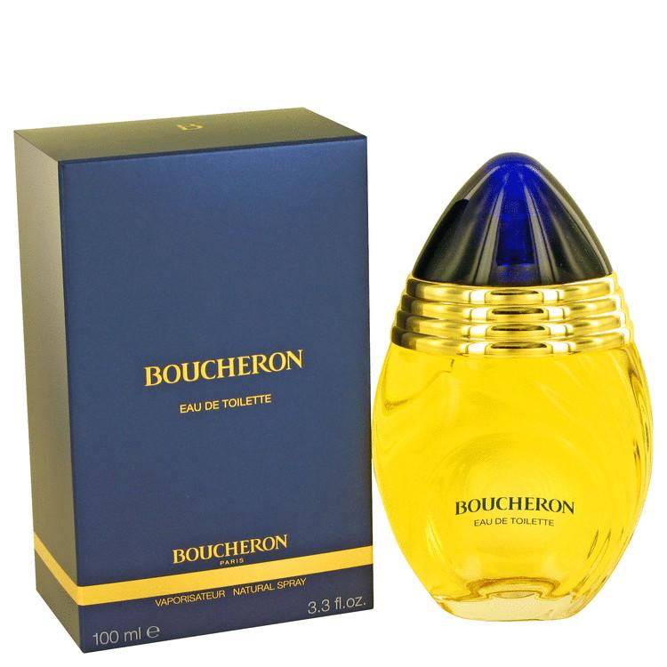 BOUCHERON by Boucheron Eau De Toilette Spray 3.4 oz Women