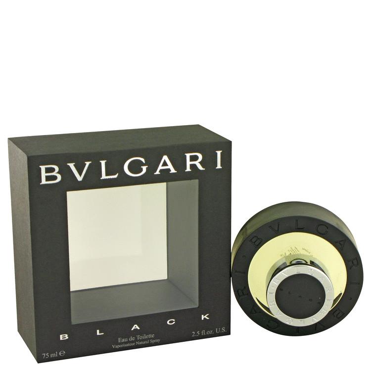 BVLGARI BLACK (Bulgari) by Bvlgari Eau De Toilette Spray (Unisex) 2.5 oz Women