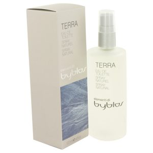 BYBLOS TERRA by Byblos Eau De Toilette Spray 4.2 oz Women