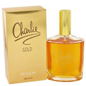 CHARLIE GOLD by Revlon Eau De Toilette Spray 3.3 oz Women