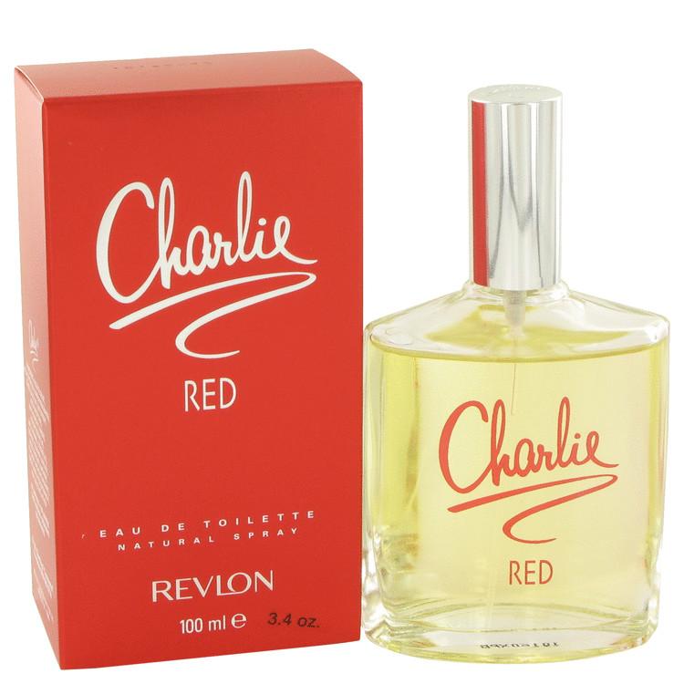 CHARLIE RED by Revlon Eau De Toilette Spray 3.3 oz Women