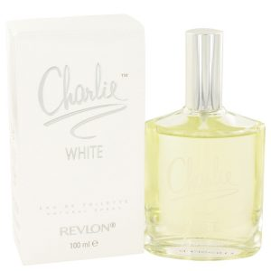 CHARLIE WHITE by Revlon Eau De Toilette Spray 3.4 oz Women