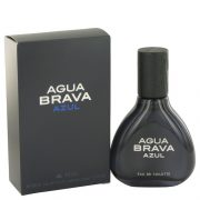 Agua Brava Azul by Antonio Puig Eau De Toilette Spray 3.4 oz Men