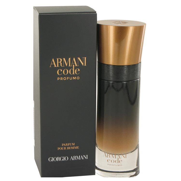 Armani Code Profumo by Giorgio Armani Eau De Parfum Spray 2 oz Men