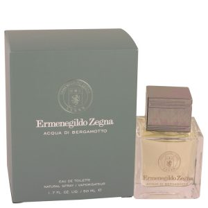 Acqua Di Bergamotto by Ermenegildo Zegna Eau De Toilette Spray 1.7 oz Men
