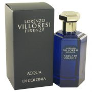 Acqua Di Colonia (Lorenzo) by Lorenzo Villoresi Firenze Eau De Toilette Spray 3.4 oz Women