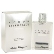 Acqua Essenziale Colonia by Salvatore Ferragamo Eau De Toilette Spray 3.4 oz Men