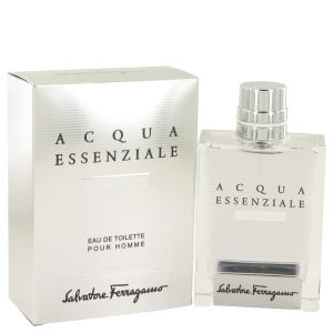 Acqua Essenziale Colonia by Salvatore Ferragamo Eau De Toilette Spray 3.4 oz Men