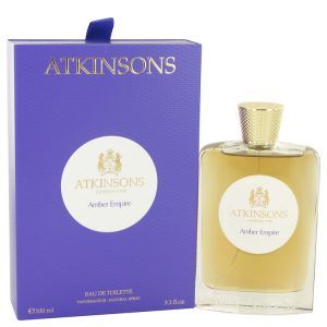 Amber Empire by Atkinsons Eau De Toilette Spray 3.3 oz Women