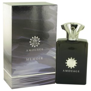 Amouage Memoir by Amouage Eau De Parfum Spray 3.4 oz Men
