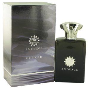 Amouage Memoir by Amouage Eau De Parfum Spray 3.4 oz Men