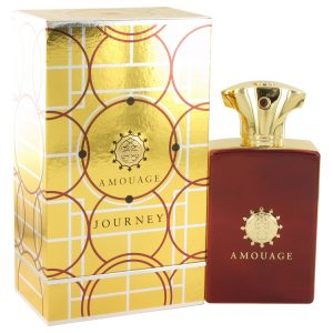 Amouage Journey by Amouage Eau De Parfum Spray 3.4 oz Men