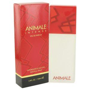 Animale Intense by Animale Eau De Parfum Spray 3.4 oz Women
