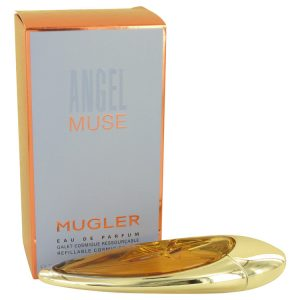 Angel Muse by Thierry Mugler Eau De Parfum Spray Refillable 1.7 oz Women