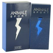 Animale Sport by Animale Eau De Toilette Spray 3.4 oz Men