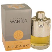 Azzaro Wanted by Azzaro Eau De Toilette Spray 3.4 oz Men