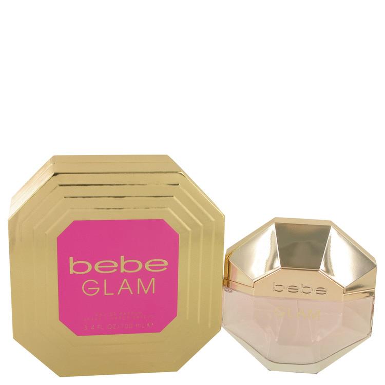 Bebe Glam by Bebe Eau De Parfum Spray 3.4 oz Women
