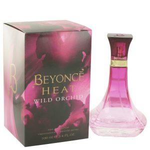 Beyonce Heat Wild Orchid by Beyonce Eau De Parfum Spray 3.4 oz Women