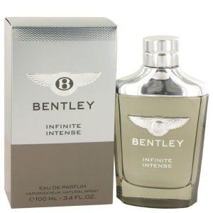 Bentley Infinite Intense by Bentley Eau De Parfum Spray 3.4 oz Men