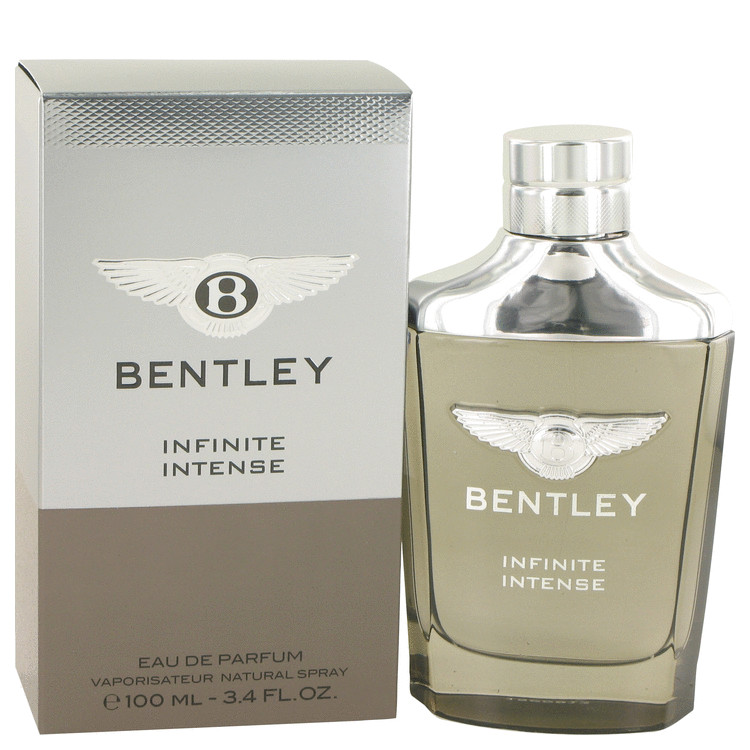 Bentley Infinite Intense by Bentley Eau De Parfum Spray 3.4 oz Men