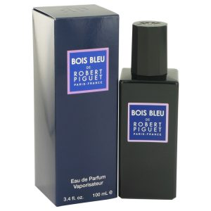 Bois Bleu by Robert Piguet Eau De Parfum Spray (Unisex) 3.4 oz Women