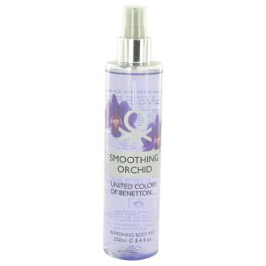 Benetton Smoothing Orchid by Benetton Refreshing Body Mist 8.4 oz Women