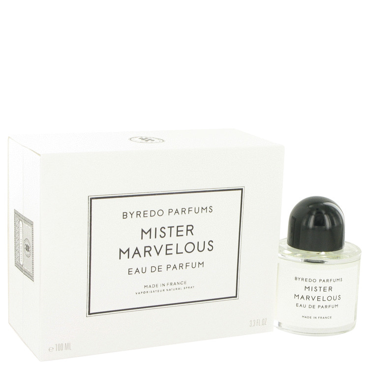 Byredo Mister Marvelous by Byredo Eau De Parfum Spray 3.4 oz Men