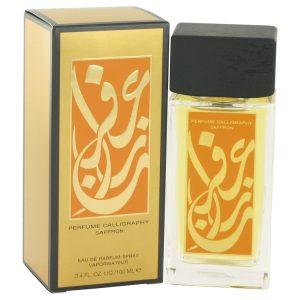 Calligraphy Saffron by Aramis Eau De Parfum Spray 3.4 oz Women