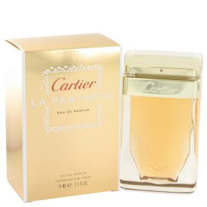 Cartier La Panthere by Cartier Eau De Parfum Spray 2.5 oz Women