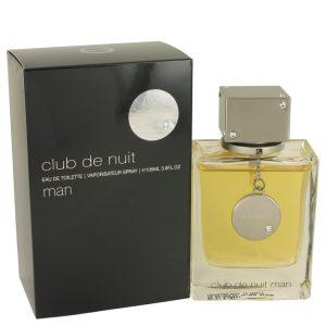 Club De Nuit by Armaf Eau De Toilette Spray 3.6 oz Men