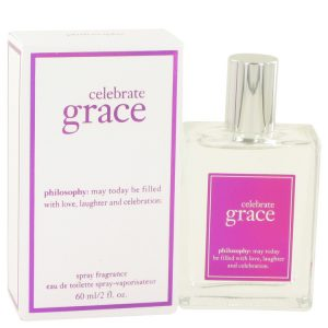 Celebrate Grace by Philosophy Eau De Toilette Spray 2 oz Women