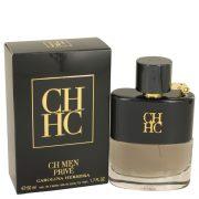 CH Prive by Carolina Herrera Eau De Toilette Spray 1.7 oz Men