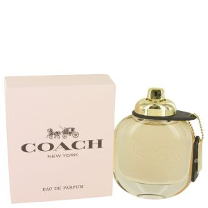 Coach by Coach Eau De Parfum Spray 3 oz Women