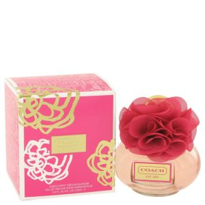 Coach Poppy Freesia Blossom by Coach Eau De Parfum Spray 3.4 oz Women