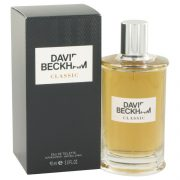David Beckham Classic by David Beckham Eau De Toilette Spray 3 oz Men