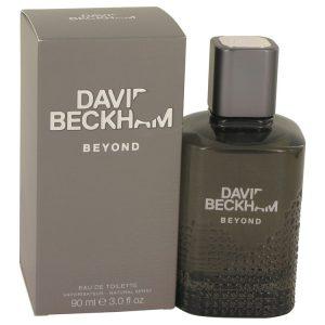David Beckham Beyond by David Beckham Eau De Toilette Spray 3 oz Men