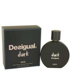 Desigual Dark by Desigual Eau De Toilette Spray 3.4 oz Men