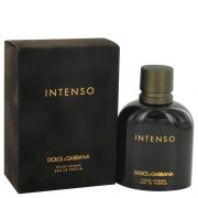Dolce & Gabbana Intenso by Dolce & Gabbana Eau De Parfum Spray 4.2 oz Men